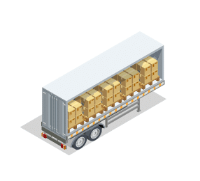 full truckload isometric